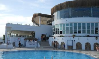 Bodrum Holiday Resort & SPA: еда